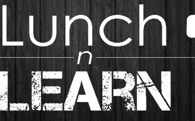 October 2018 Lunch & Learn